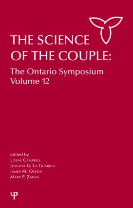 The Science of the Couple: The Ontario Symposium Volume 12 (Hardback) book cover