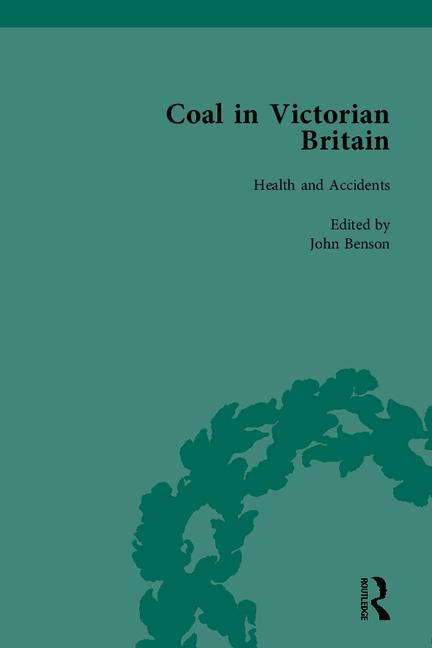 Coal in Victorian Britain, Part II: 1st Edition (Hardback) book cover