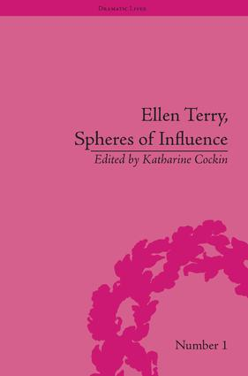 Ellen Terry, Spheres of Influence: 1st Edition (Hardback) book cover