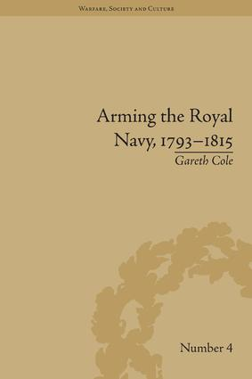 The Supply of Iron Ordnance to the Royal Navy