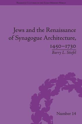 Readmission and Colonial Frontiers: New Synagogues in Lands of Tolerance