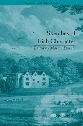 Sketches of Irish Character: by Mrs S C Hall book cover