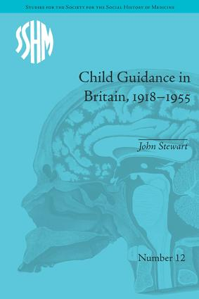 The Spread of Child Guidance in the 1930s