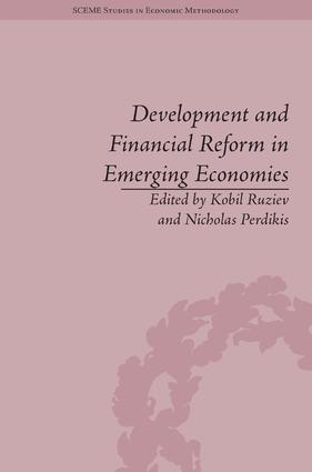 Development and Financial Reform in Emerging Economies: 1st Edition (Hardback) book cover