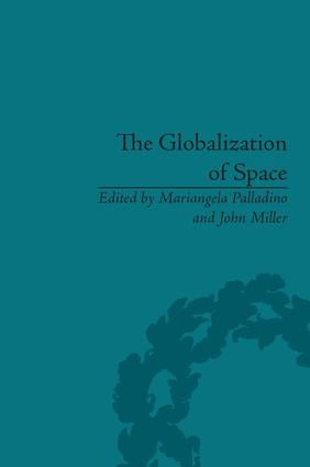 The Globalization of Space: Foucault and Heterotopia, 1st Edition (Hardback) book cover