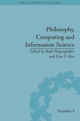Philosophy, Computing and Information Science (Hardback) book cover
