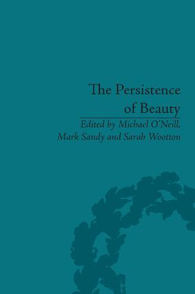 The Persistence of Beauty: Victorians to Moderns book cover