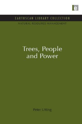 Trees, People and Power book cover
