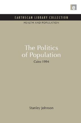 The Politics of Population: Cairo 1994 (Hardback) book cover