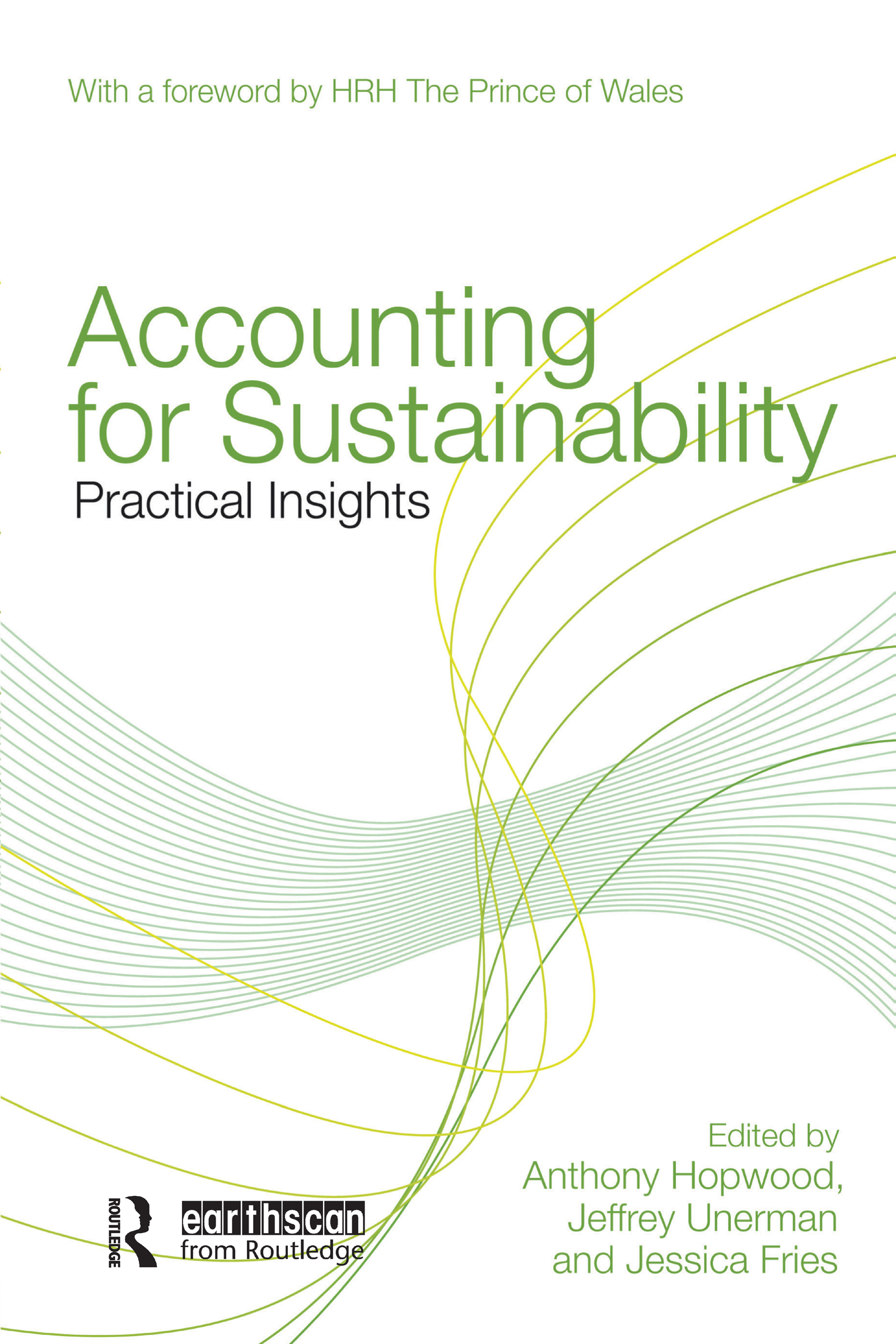 Accounting for Sustainability: Practical Insights, 1st Edition (Paperback) book cover