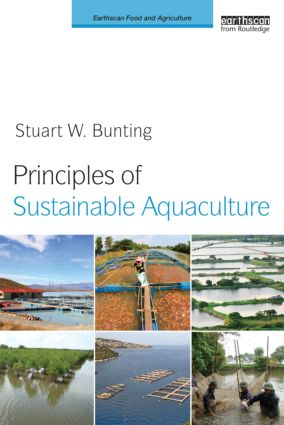 Principles of Sustainable Aquaculture: Promoting Social, Economic and Environmental Resilience book cover