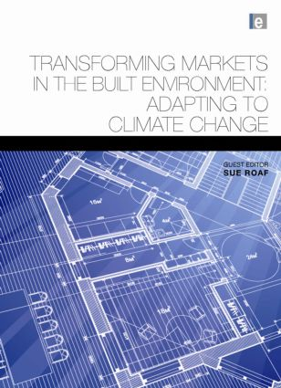 Transforming Markets in the Built Environment: Adapting to Climate Change book cover