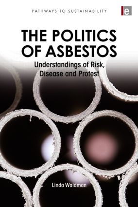 The Politics of Asbestos: Understandings of Risk, Disease and Protest book cover
