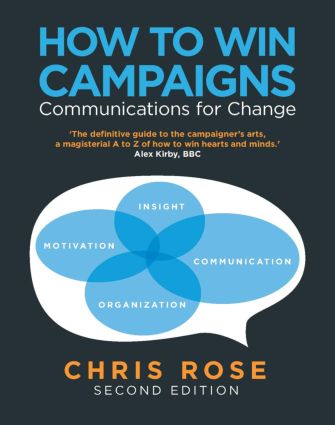How to Win Campaigns: Communications for Change book cover