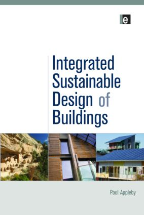 Integrated Sustainable Design of Buildings (Hardback) book cover