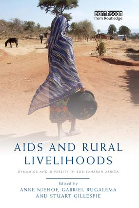 AIDS and Rural Livelihoods: Dynamics and Diversity in sub-Saharan Africa (Hardback) book cover