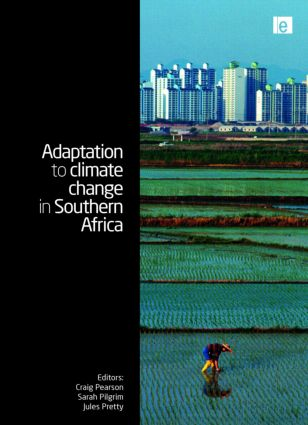 Adaptation to Climate Change in Southern Africa: New Boundaries for Development book cover