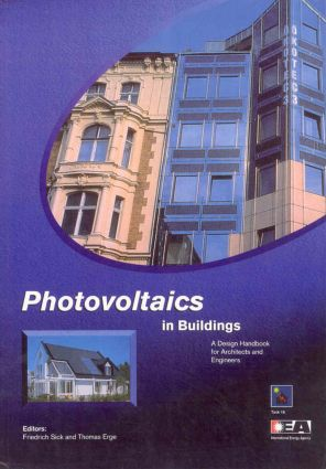 Photovoltaics in Buildings: A Design Handbook for Architects and Engineers book cover
