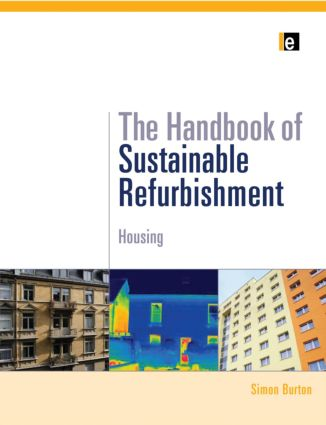 Handbook of Sustainable Refurbishment: Housing (Hardback) book cover