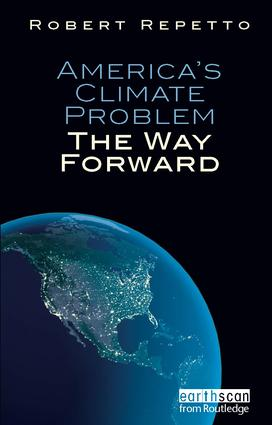 America's Climate Problem: The Way Forward (Hardback) book cover