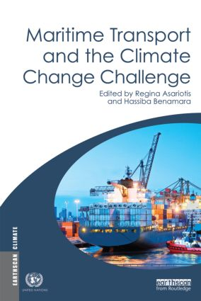 Maritime Transport and the Climate Change Challenge (Hardback) book cover