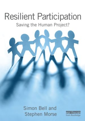Resilient Participation: Saving the Human Project? (Paperback) book cover