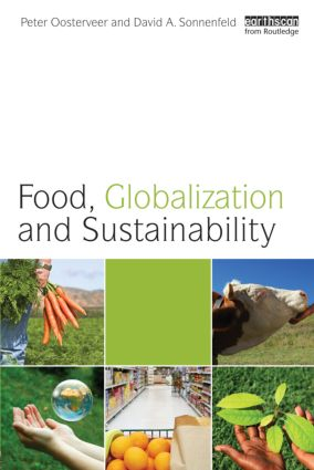 Food, Globalization and Sustainability (Paperback) book cover