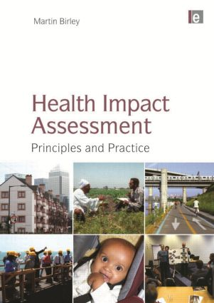 Health Impact Assessment: Principles and Practice (Paperback) book cover