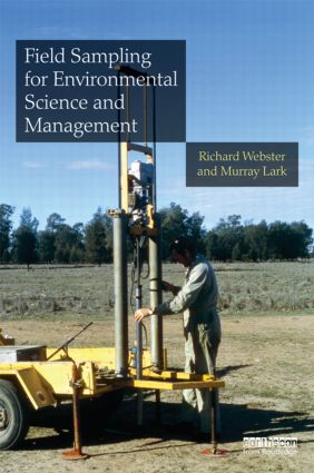 Field Sampling for Environmental Science and Management (Paperback) book cover