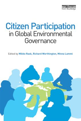 Citizen Participation in Global Environmental Governance (Paperback) book cover