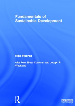 Fundamentals of Sustainable Development (Hardback) book cover
