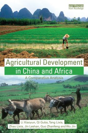 Agricultural Development in China and Africa: A Comparative Analysis (Hardback) book cover