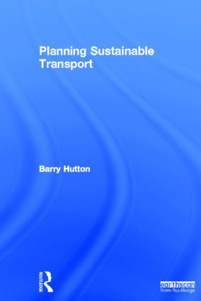 Planning Sustainable Transport (Hardback) book cover