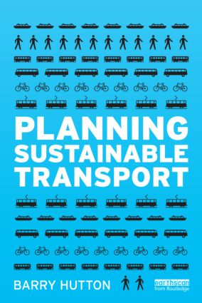 Planning Sustainable Transport (Paperback) book cover