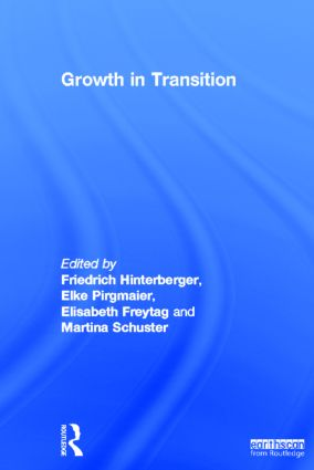 Growth in Transition: 1st Edition (Hardback) book cover