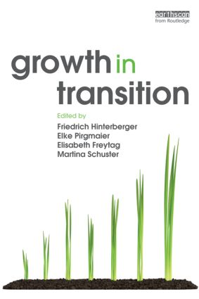 Growth in Transition (Paperback) book cover
