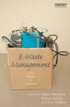 E-Waste Management: From Waste to Resource (Hardback) book cover