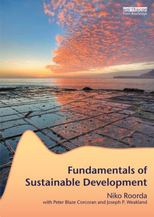 Fundamentals of Sustainable Development (Paperback) book cover