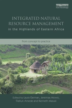 Integrated Natural Resource Management in the Highlands of Eastern Africa: From Concept to Practice (Hardback) book cover