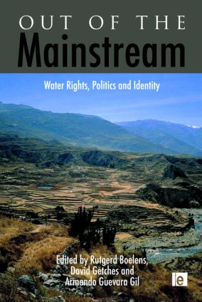 Out of the Mainstream: Water Rights, Politics and Identity (Paperback) book cover