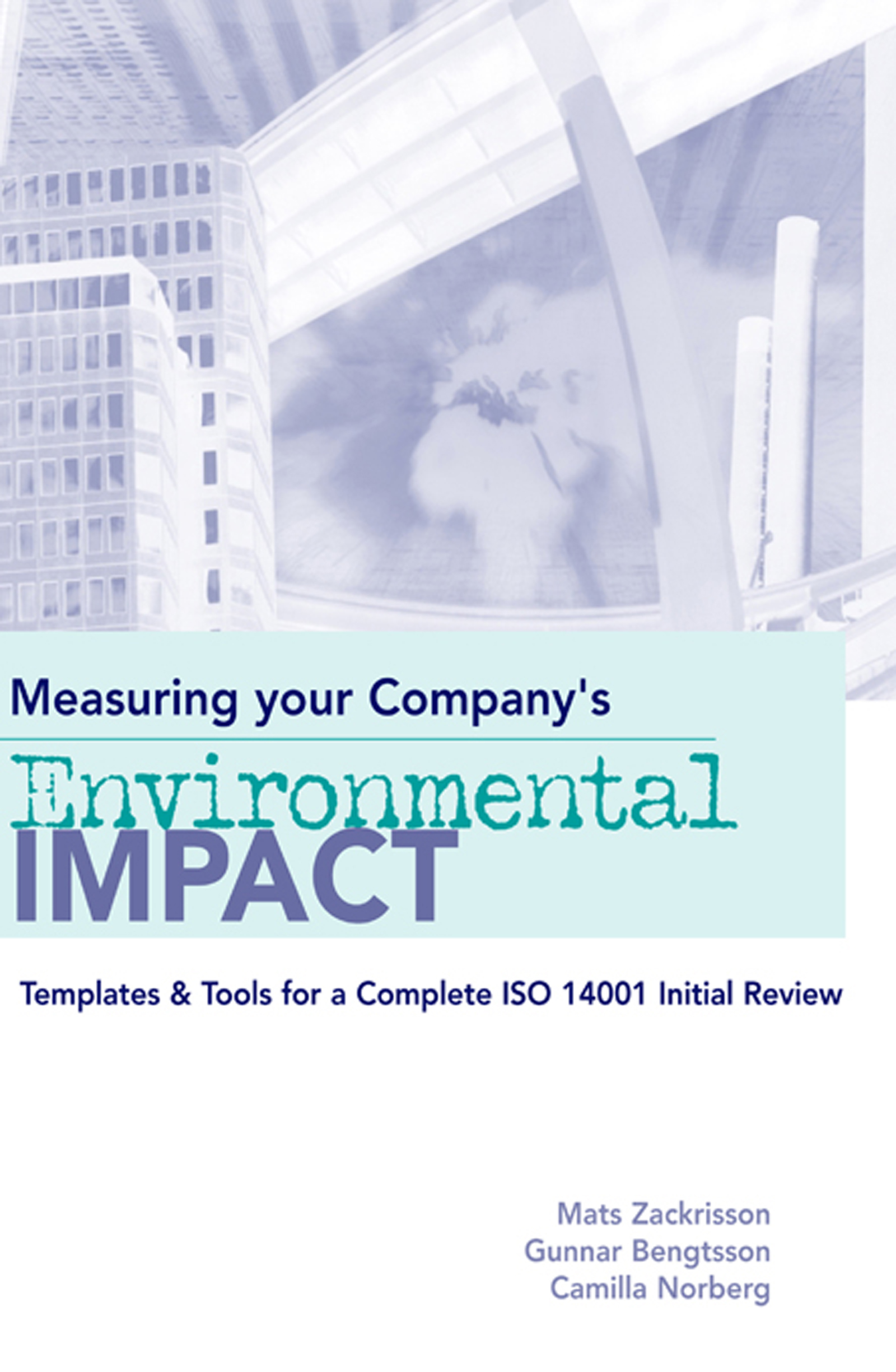 Measuring Your Company's Environmental Impact