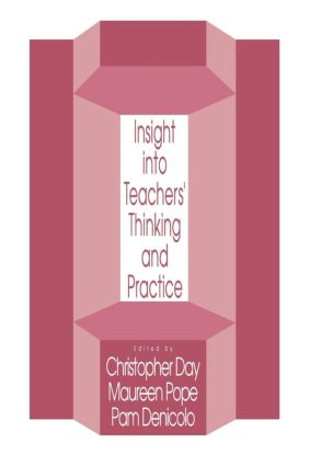 Insights Into Teachers' Thinking And Practice (Paperback) book cover