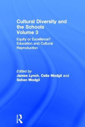 Equity Or Excellence? Educ & C: 1st Edition (Hardback) book cover