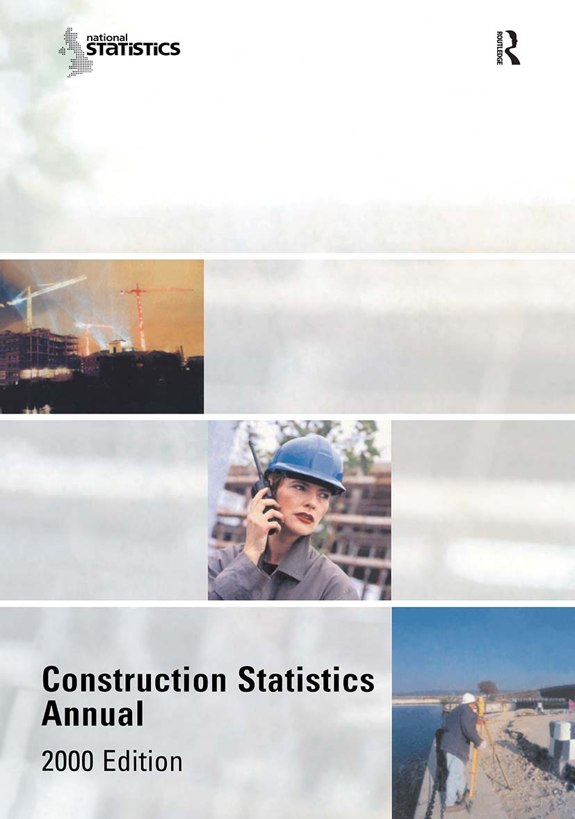 Construction Statistics Annual, 2000