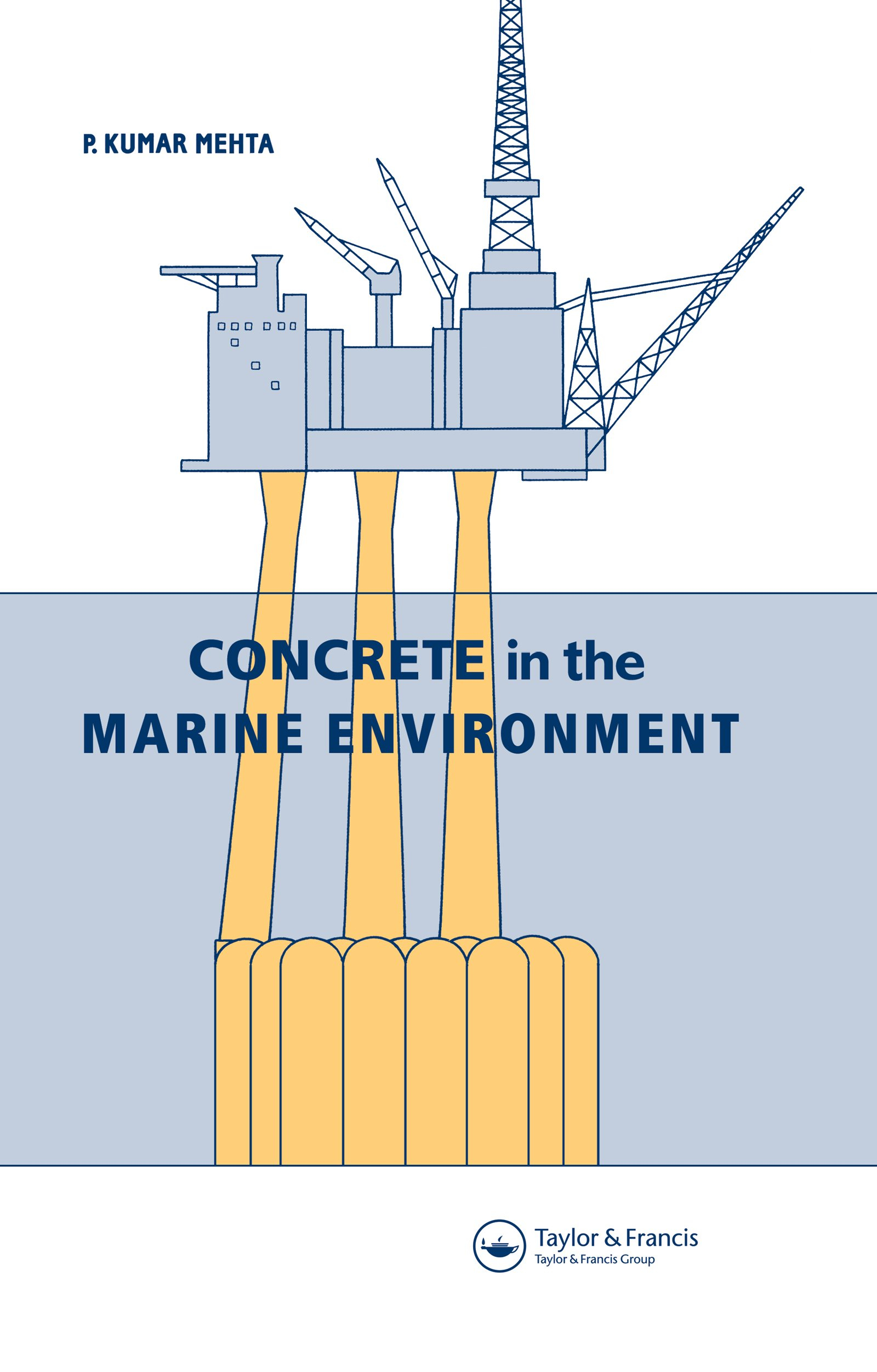 Concrete in the Marine Environment book cover