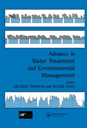 Advances in Water Treatment and Environmental Management book cover