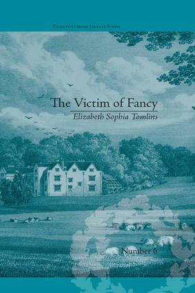 The Victim of Fancy: by Elizabeth Sophia Tomlins book cover