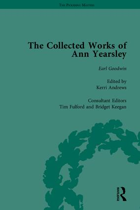 The Collected Works of Ann Yearsley book cover