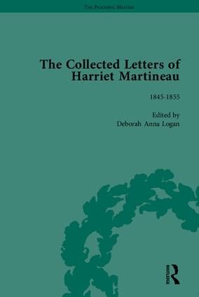 The Collected Letters of Harriet Martineau