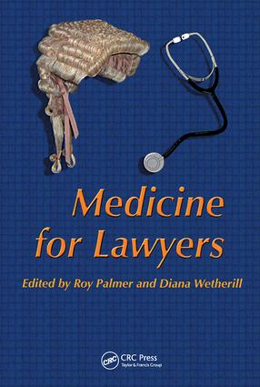 Medicine for Lawyers: 1st Edition (Paperback) book cover